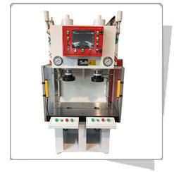 双工位矽钢片压装机